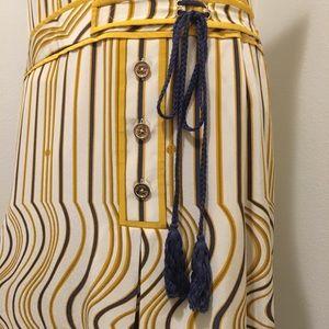 Tory Burch Dresses - Tory Burch 100% Silk Logo Dress